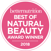 Best of Natural Beauty 2018 Decal