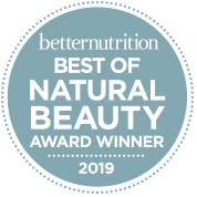 Best Natural Beauty 2019 Decal