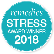 Remedies Stress 2018 Decal