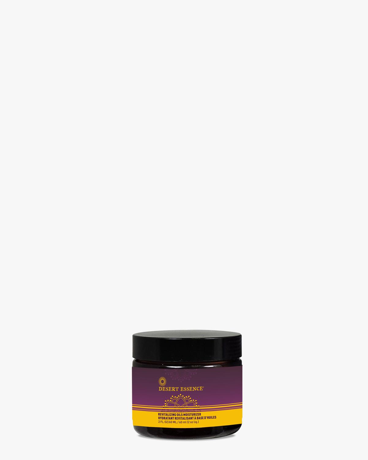 Desert Essence coupon: Desert Essence Revitalizing Oils Moisturizer, 2 fl. oz. | Vegan | Gluten-Free