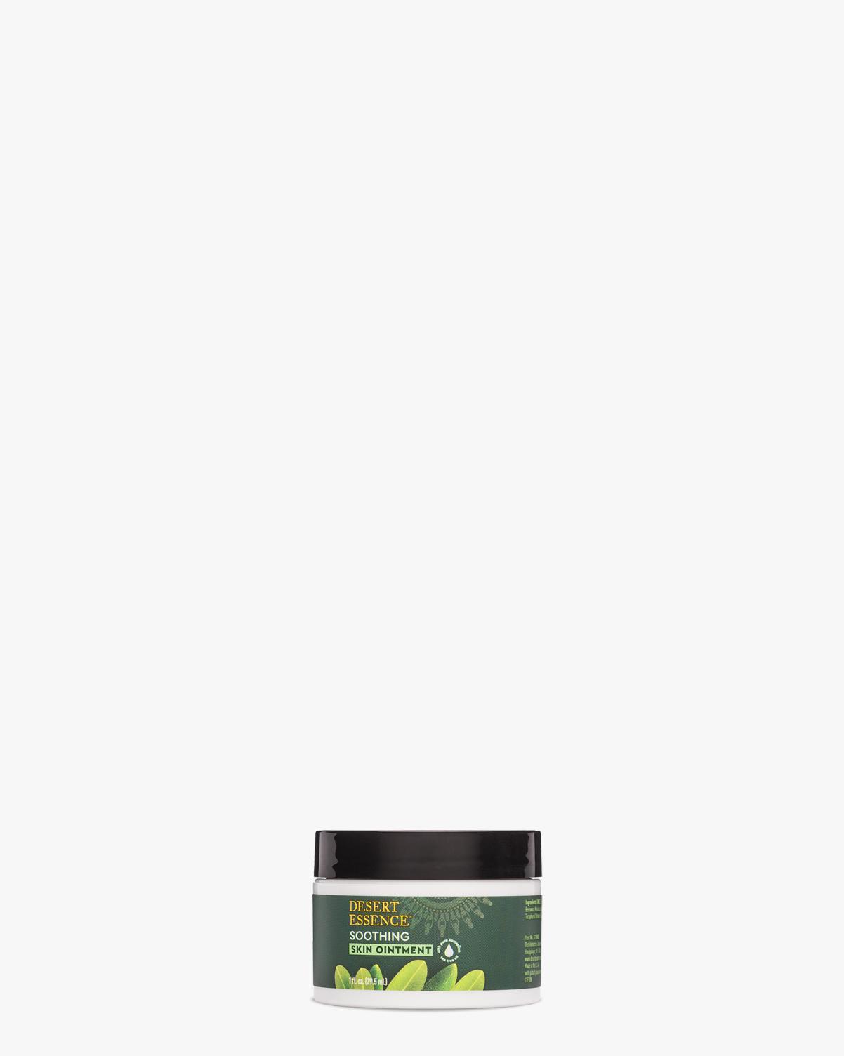 Desert Essence coupon: Desert Essence Tea Tree Oil Skin Ointment, 1 fl. oz. | Gluten-Free