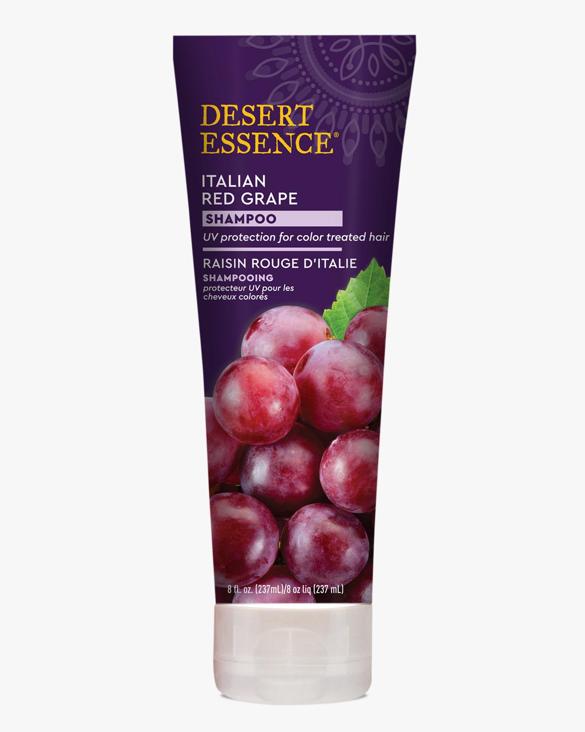 Desert Essence coupon: Desert Essence Italian Red Grape Shampoo, 8 fl. oz. | Vegan | Gluten-Free