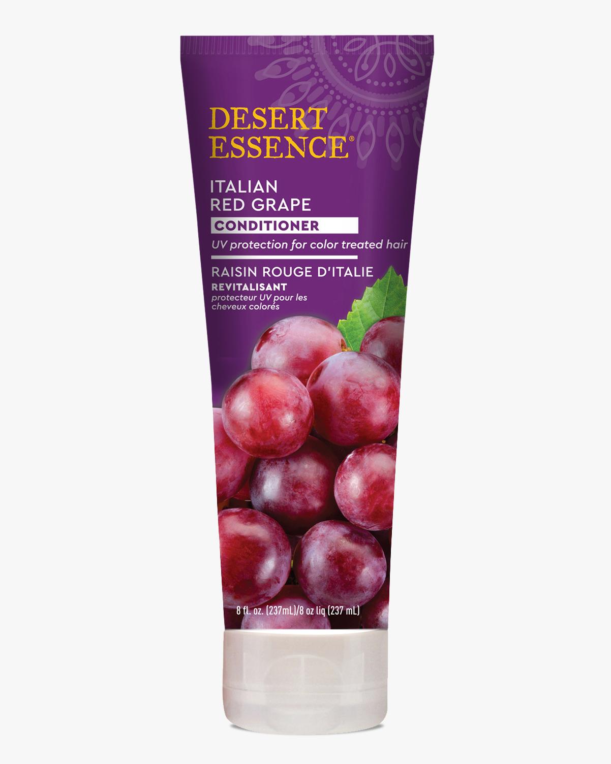 Desert Essence coupon: Desert Essence Italian Red Grape Conditioner, 8 fl. oz. | Vegan | Gluten-Free