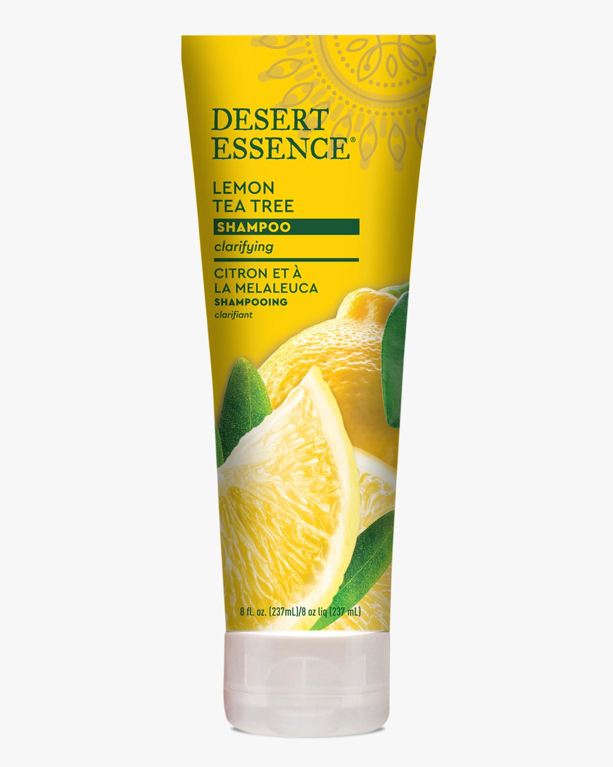 Desert Essence coupon: Desert Essence Lemon Tea Tree Shampoo, 8 fl. oz. | Vegan | Gluten-Free