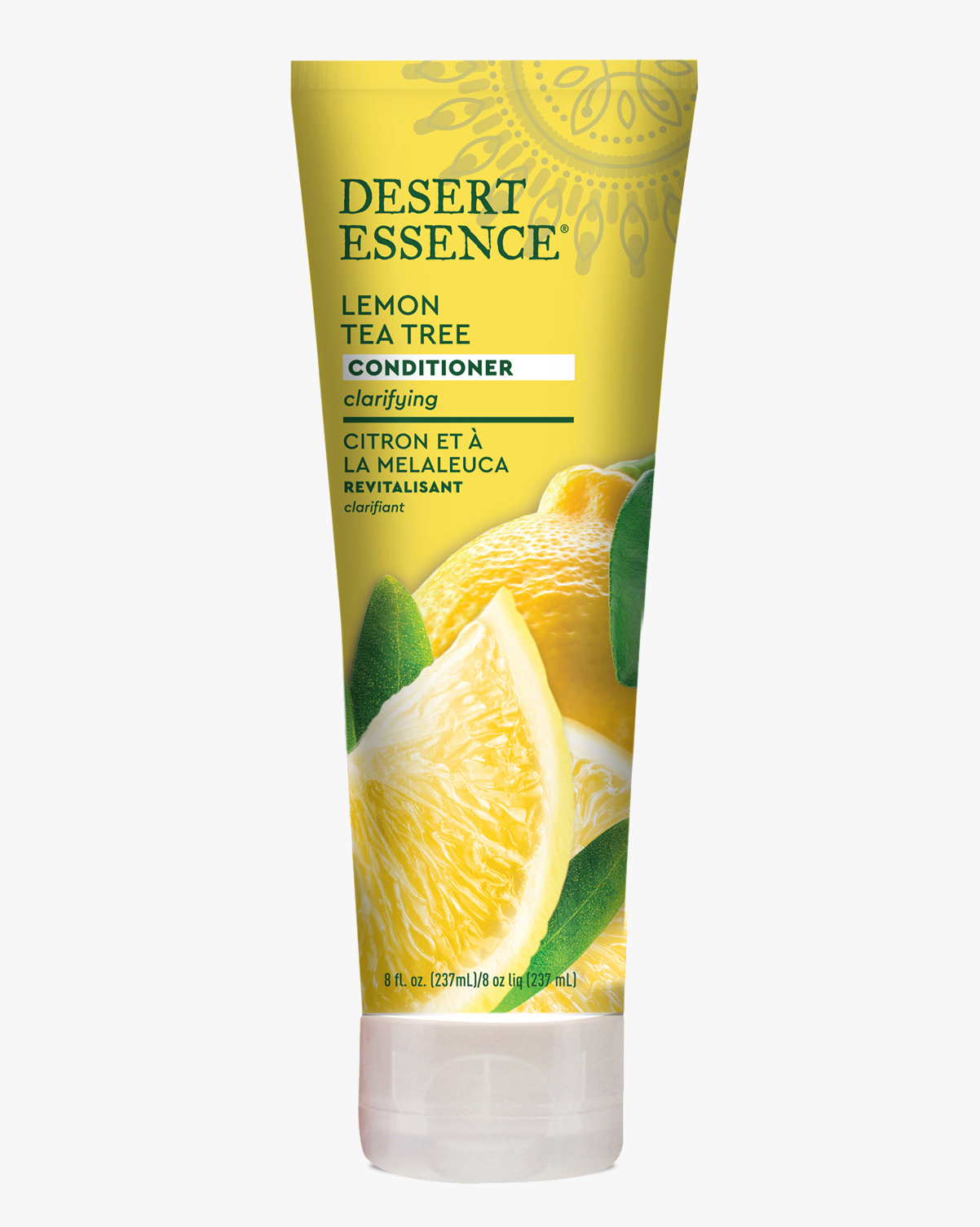 Desert Essence coupon: Desert Essence Lemon Tea Tree Conditioner, 8 fl. oz. | Vegan | Gluten-Free