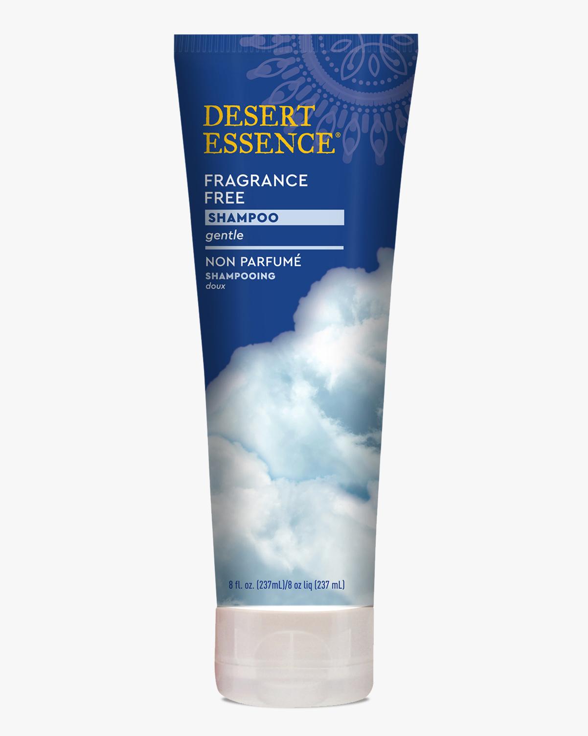 Desert Essence coupon: Desert Essence Fragrance Free Shampoo, 8 fl. oz.   Vegan   Gluten-Free