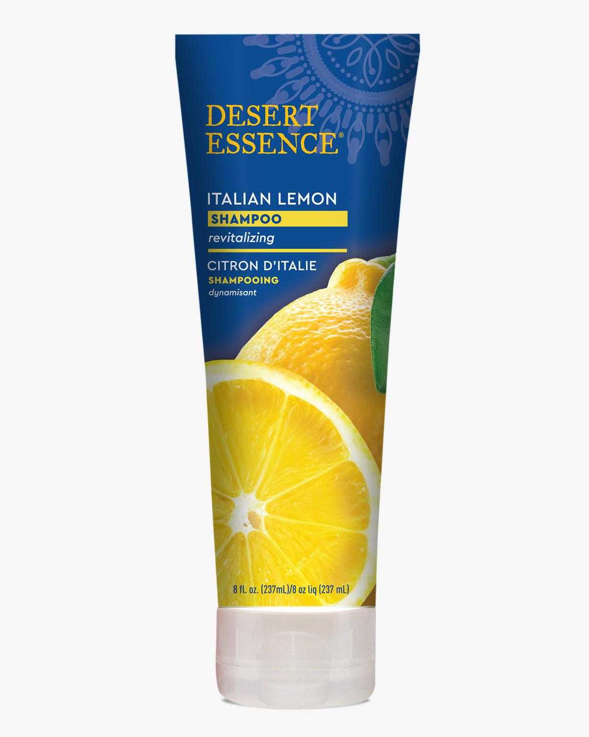 Desert Essence coupon: Desert Essence Italian Lemon Shampoo, 8 fl. oz. | Vegan | Gluten-Free