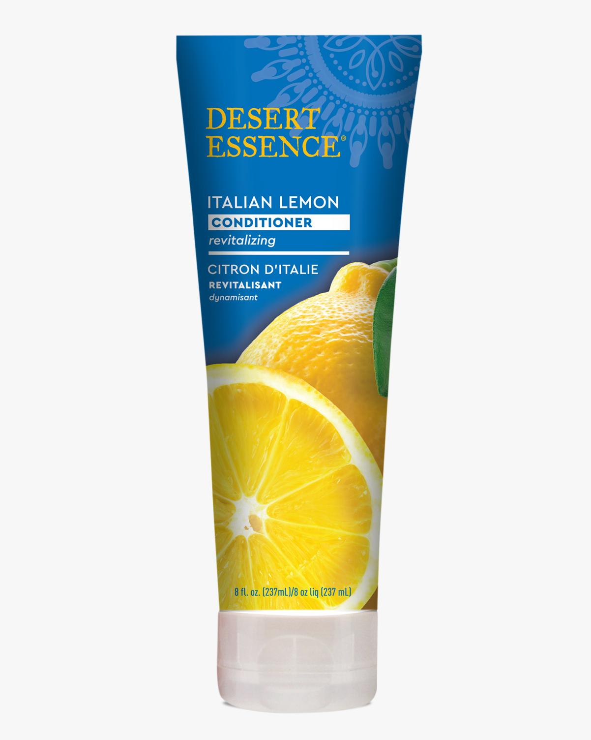 Desert Essence coupon: Desert Essence Italian Lemon Conditioner, 8 fl. oz. | Vegan | Gluten-Free