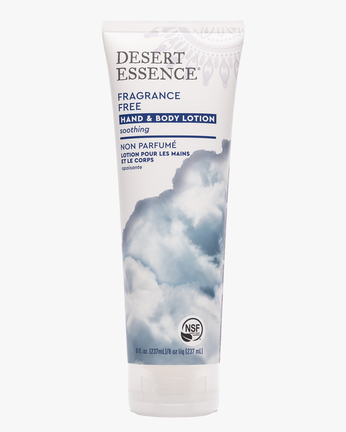 Desert Essence coupon: Desert Essence Fragrance Free Hand and Body Lotion, 8 fl. oz. | Vegan | Gluten-Free