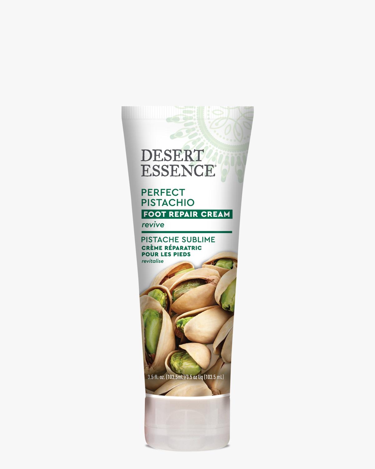 Desert Essence coupon: Desert Essence Perfect Pistachio Foot Repair Cream, 3.5 fl. oz.   Vegan   Gluten-Free