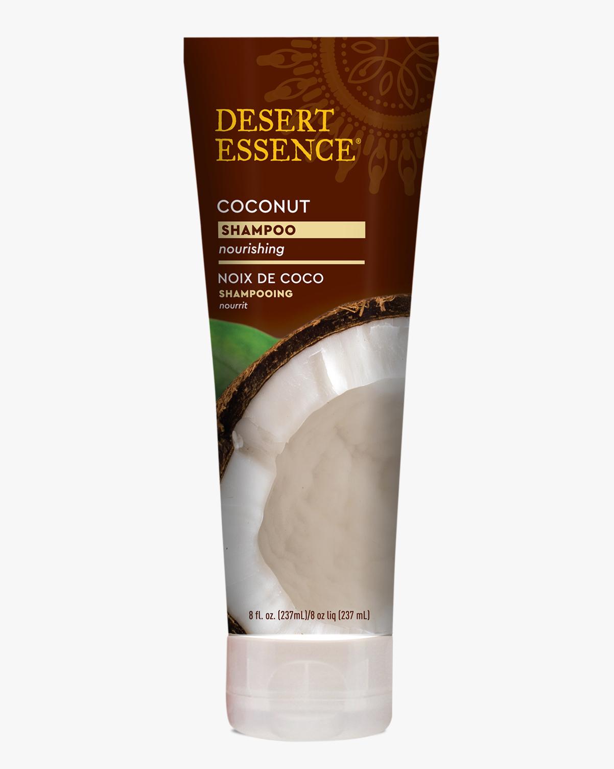Desert Essence coupon: Desert Essence Coconut Shampoo, 8 fl. oz. | Vegan | Gluten-Free