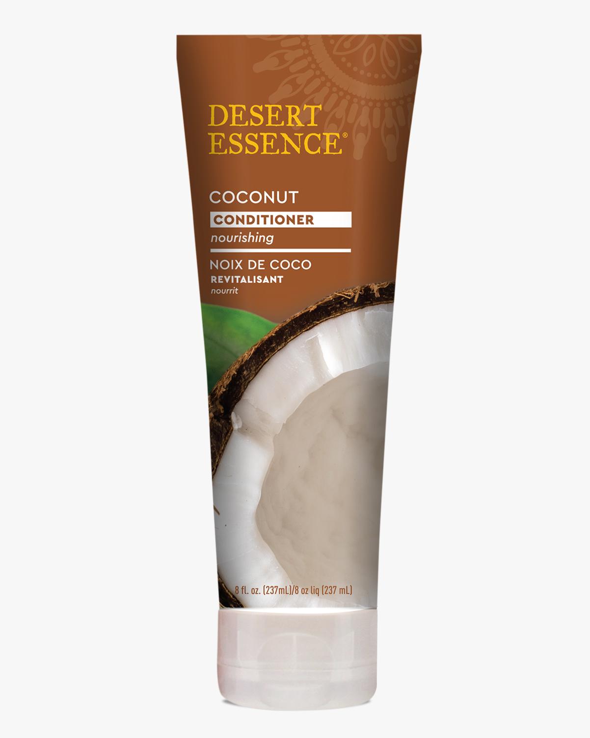 Desert Essence coupon: Desert Essence Coconut Conditioner, 8 fl. oz. | Vegan | Gluten-Free