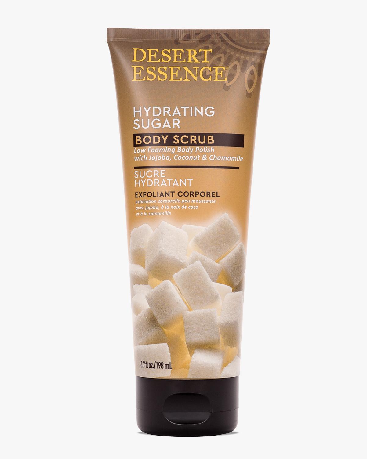 Desert Essence coupon: Desert Essence Hydrating Sugar Body Scrub, 6.7 fl. oz. | Vegan | Gluten-Free