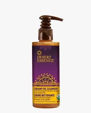 Image of Desert Essence Creamy Oil Cleanser