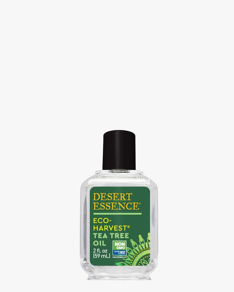 Non-GMO Eco-Harvest Tea Tree Oil, 2 fl. oz