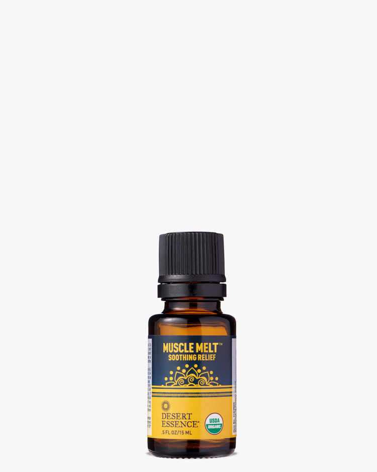 USDA Organic Muscle Melt Soothing Relief Essential Oil