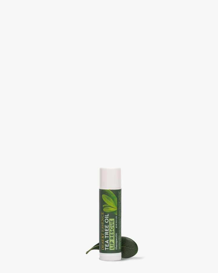 Therapeutic Lip Balm with Tea Tree Leaf
