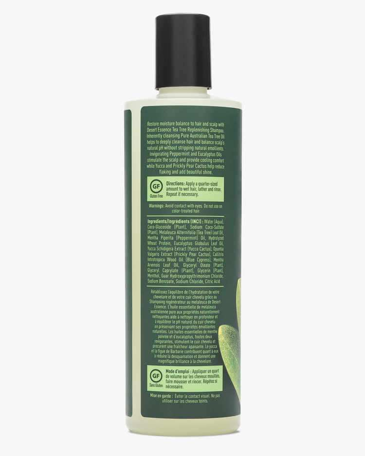 Image of Tea Tree Replenishing Shampoo - 2