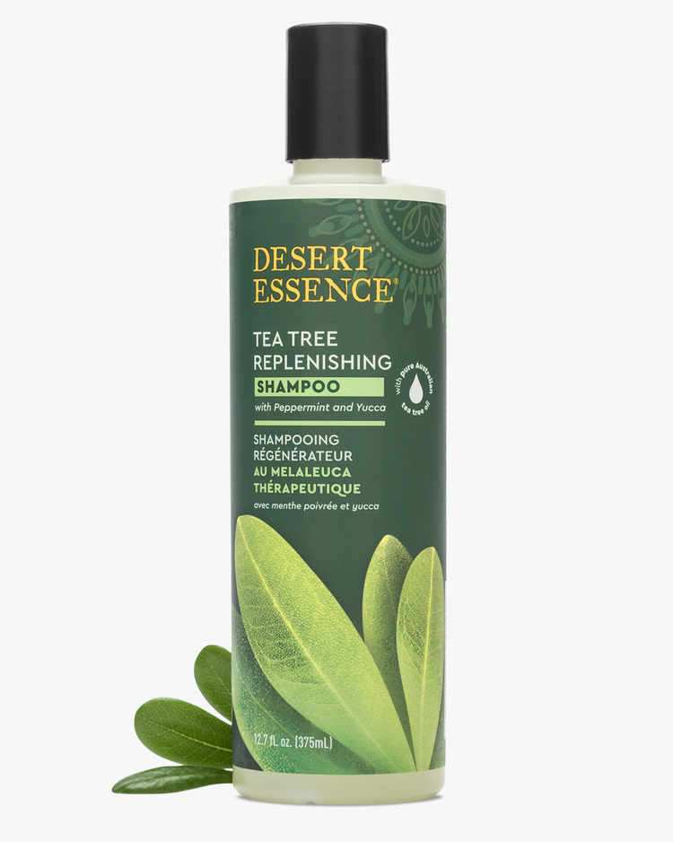 Image of Tea Tree Replenishing Shampoo - 4