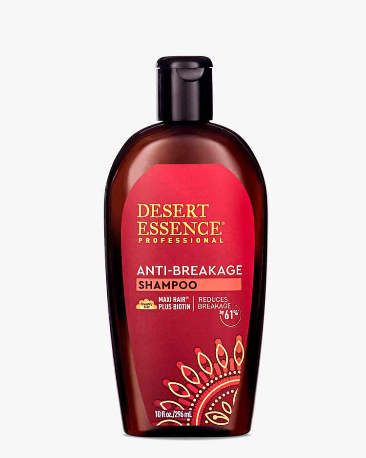 Professional-Quality Anti-Breakage Shampoo with Biotin and Keratin