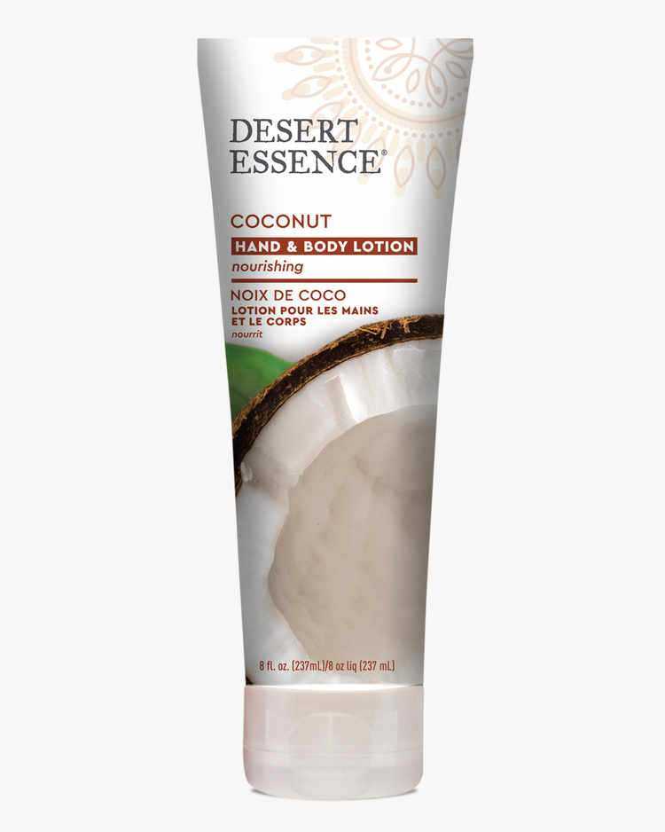 Image of Desert Essence Coconut Hand & Body Lotion