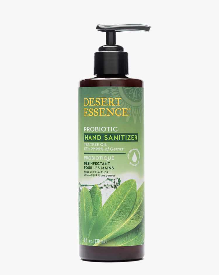 Image of Probiotic Hand Sanitizer  - Tea Tree Oil