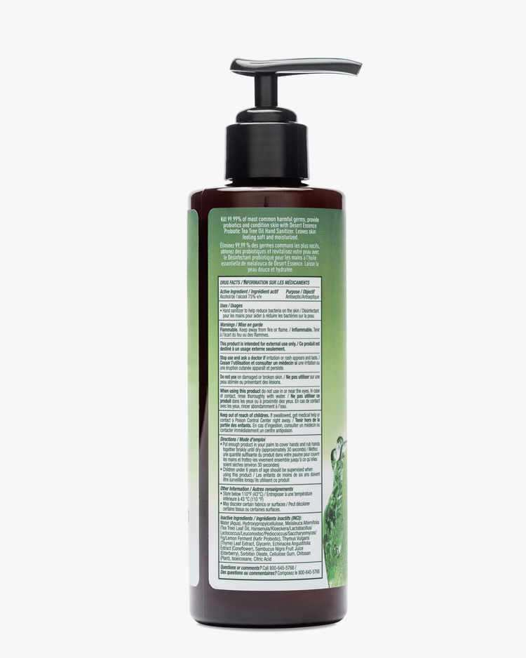 Image of Probiotic Hand Sanitizer  - Tea Tree Oil - 2