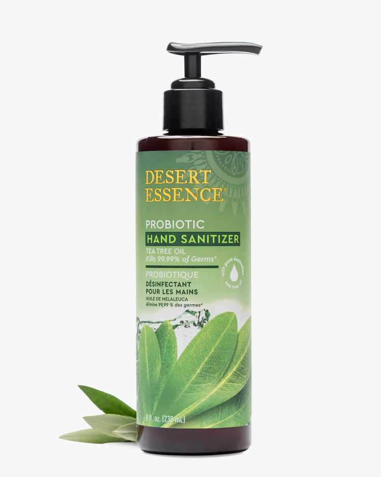 Probiotic Hand Sanitizer  - Tea Tree Oil