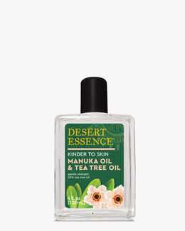 Kinder to Skin Manuka Oil & Tea Tree Oil