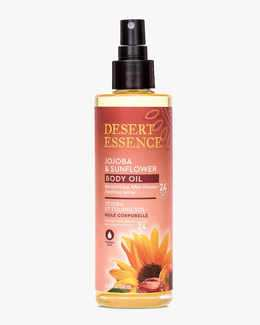 Jojoba & Sunflower Moisturizing After Shower Body Oil Spray