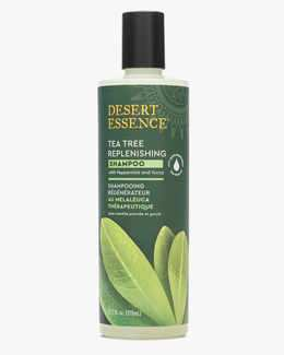 Tea Tree Replenishing Shampoo with Peppermint and Yucca