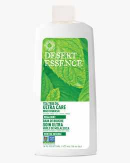 Image of Tea Tree Oil Mouthwash - Ultra Care
