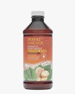Image of Prebiotic Plant Based Brushing Rinse - Gingermint