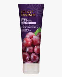 Italian Red Grape Shampoo with UV Protection for Color Treated Hair