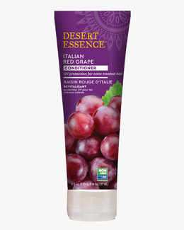 Italian Red Grape Conditioner with UV Protection for Color Treated Hair