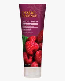 Shine Enhancing Red Raspberry Shampoo