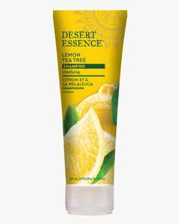 Clarifying Lemon Tea Tree Shampoo