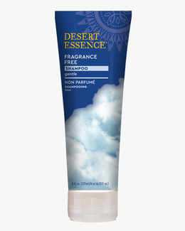Image of Desert Essence Fragrance Free Shampoo