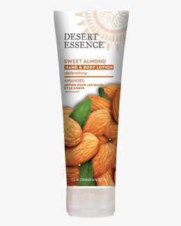 Replenishing Sweet Almond Hand & Body Lotion with Shea Butter