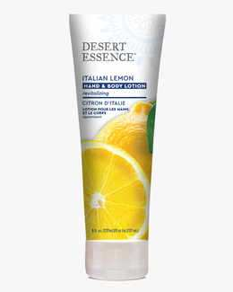 Revitalizing Italian Lemon Hand and Body Lotion