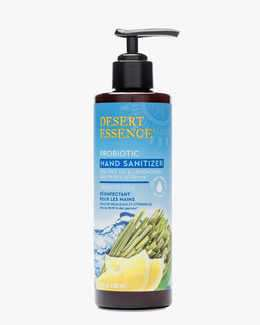 Probiotic Hand Sanitizer with Lemongrass Essential Oil